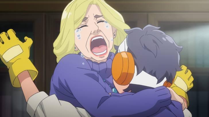 TVアニメ『 LISTENERS リスナーズ 』第4話「ティーン・スピリット」TEEN SPIRIT【感想コラム】