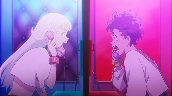 TVアニメ『 LISTENERS リスナーズ 』第5話「ビートに抱かれて」When Doves Cry【感想コラム】