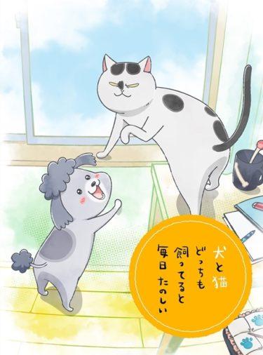 犬と猫どっちも飼ってると毎日たのしい アニメ情報