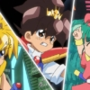 WEBアニメ『魔神英雄伝ワタル 七魂の龍神丸』第3話「龍蒼丸、空中決戦!」【感想コラム】