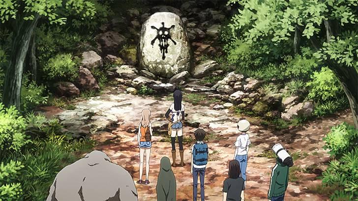 TVアニメ『 グレイプニル 』第9話「激突のマーク」【感想コラム】