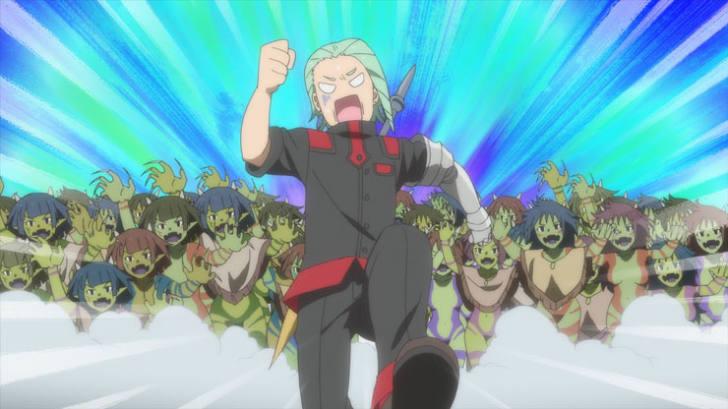 TVアニメ『社長、バトルの時間です!』第9話「白馬の騎士」【感想コラム】