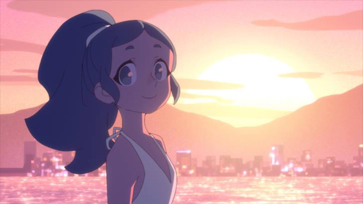 アニメ「BNA ビー・エヌ・エー」第4話『Dolphin Daydream』【感想コラム】