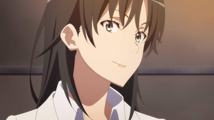 TVアニメ『やはり俺の青春ラブコメはまちがっている。完』第5話「しみじみと、平塚静はいつかの昔を懐かしむ。」【感想コラム】