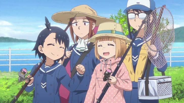 TVアニメ『放課後ていぼう日誌』れぽーと04 「エギング」【感想コラム】