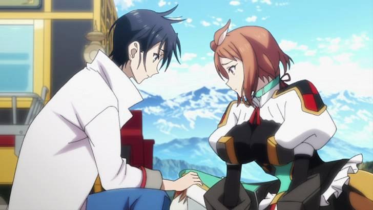 TVアニメ『モンスター娘のお医者さん』症例5「捻挫のケンタウロス」【感想コラム】