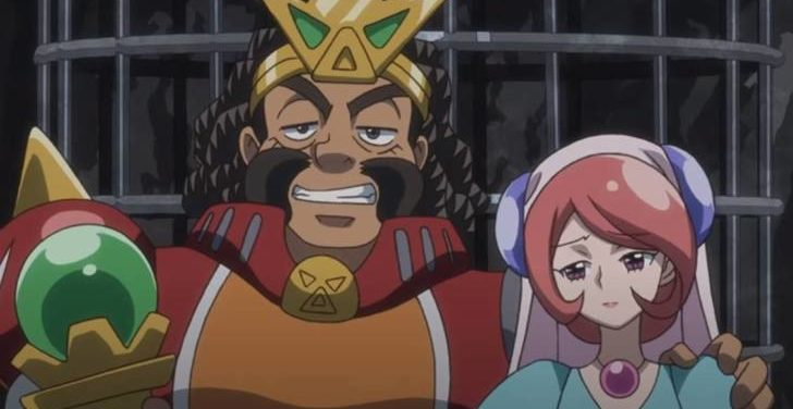 WEBアニメ『魔神英雄伝ワタル 七魂の龍神丸』 第5話「激闘! 結婚? 風雲ブリキン城!」【感想コラム】