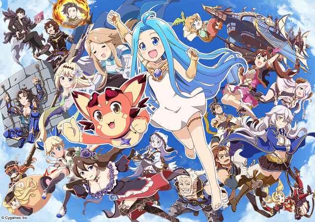 アニメ「ぐらぶるっ!」10月8日より放送スタート!キービジュアルも解禁