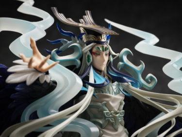 「Fate/Grand Order」より「ルーラー/始皇帝」が全高約320mmの大ボリュームフィギュアとなって登場!