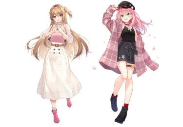 世界最大級のアイドルフェス「TOKYO IDOL FESTIVAL オンライン 2020」にて行われるバーチャルTIFステージに夢咲楓・桜樹みりあが10月2日に出演決定!!
