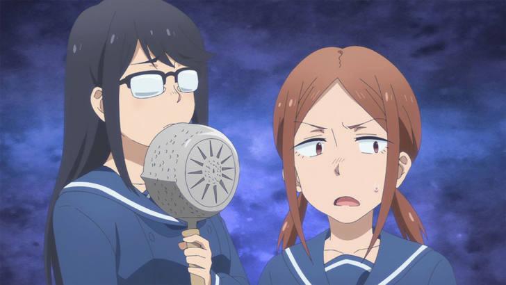 TVアニメ『放課後ていぼう日誌』れぽーと05 「潮干狩りと顧問」【感想コラム】