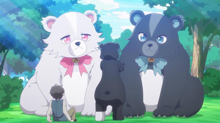 TVアニメ『くまクマ熊ベアー』第1話「クマさん、登場」【感想コラム】