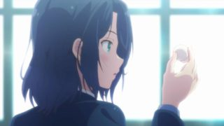 TVアニメ『安達としまむら』第1話「制服ピンポン」【感想コラム】