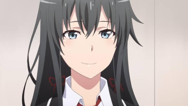 TVアニメ『やはり俺の青春ラブコメはまちがっている。完』第10話「颯爽と、平塚静は前を歩く。」【感想コラム】