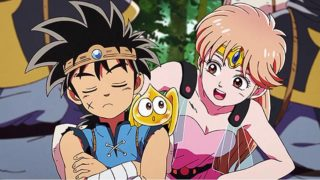 TVアニメ『ドラゴンクエスト ダイの大冒険』シーズン1、エピソード1「小さな勇者、ダイ」【感想コラム】