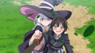 アニメ「魔女の旅々」第2話『魔法使いの国』