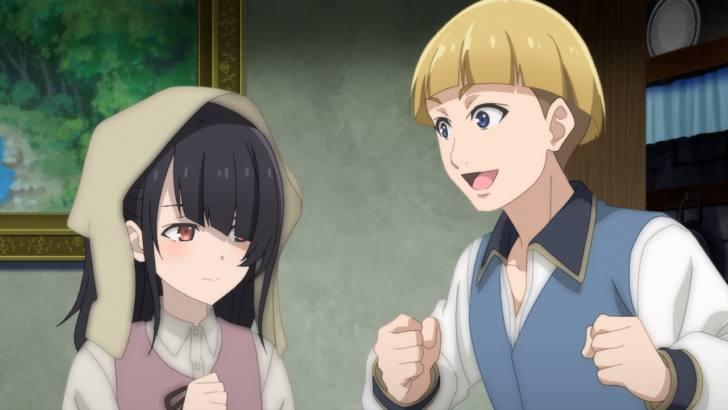 アニメ「魔女の旅々」第3話『花のように可憐な彼女』『瓶詰めの幸せ』