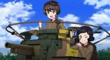 『ガールズ&パンツァー』戦車の中は幸せ空間!入学するならどこにする?