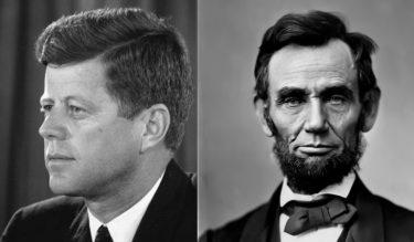 アメリカ元大統領 ケネディとリンカーンの奇妙な共通点と法則