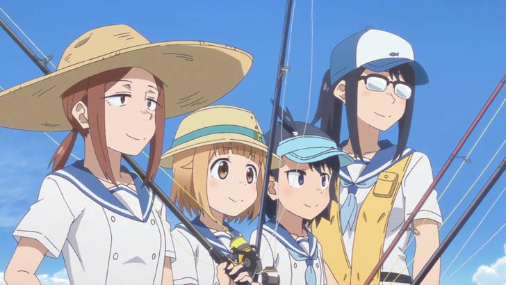 TVアニメ『放課後ていぼう日誌』れぽーと11 「キス」【感想コラム】