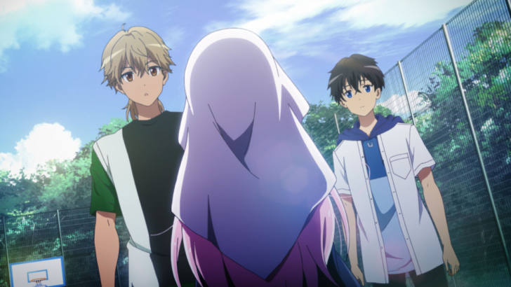 TVアニメ『神様になった日』第1話 「降臨の日」【感想コラム】