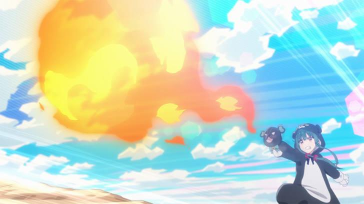 TVアニメ『くまクマ熊ベアー』第2話「クマさん、少女と出会う」【感想コラム】