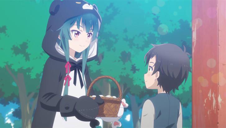 TVアニメ『くまクマ熊ベアー』第5話「クマさん、鶏(?)を育てる」【感想コラム】