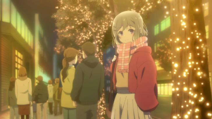 TVアニメ『安達としまむら』第6話「ホワイト・アルバム」【感想コラム】