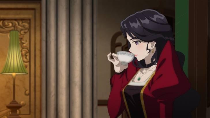 アニメ「魔女の旅々」第4話『民なき国の王女』