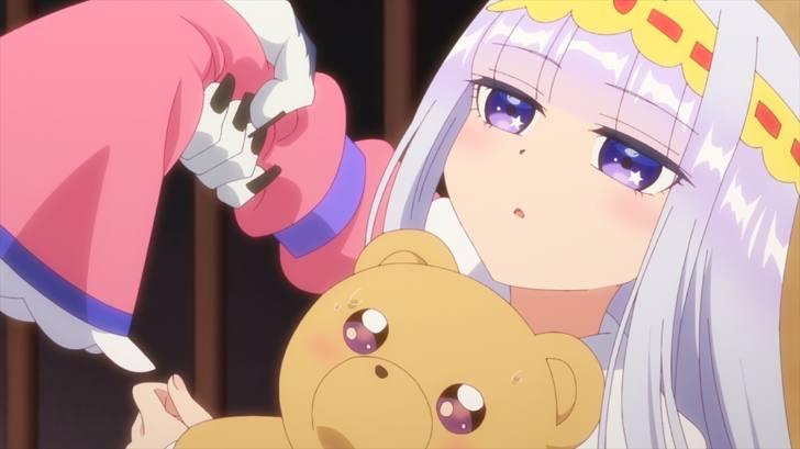 TVアニメ『魔王城でおやすみ』第2夜「姫と怒りのモフモフ」【感想コラム】