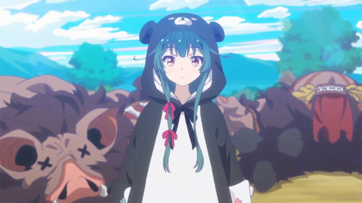TVアニメ『くまクマ熊ベアー』第7話「クマさん、王都に行く」【感想コラム】