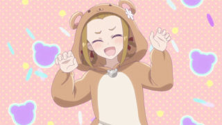 TVアニメ『くまクマ熊ベアー』第9話「クマさん、お店を開く」【感想コラム】