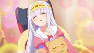 TVアニメ『魔王城でおやすみ』第8夜「姫と魔族の恐るべき悪夢」【感想コラム】