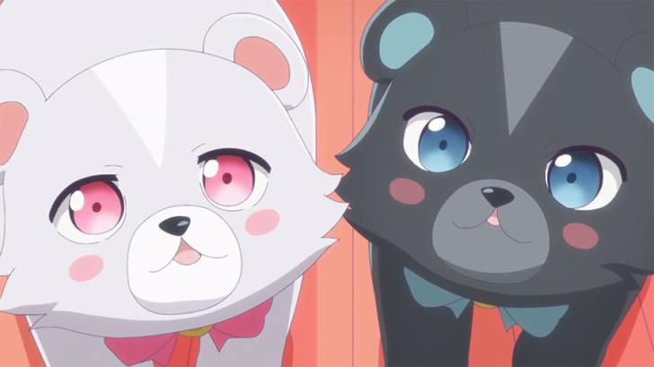 TVアニメ『くまクマ熊ベアー』第12話「クマさんとフィナ」