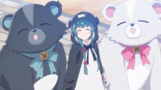 TVアニメ『くまクマ熊ベアー』第11話「クマさん、烏賊(?)と戦う」【感想コラム】