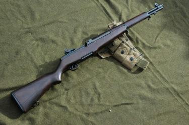 ファン待望のガスブローバックライフル。マルシン工業 ガーランド小銃 実射レビュー