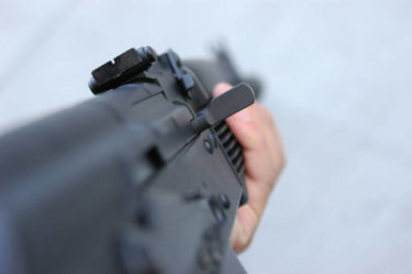 東京マルイ 次世代電動ガンシリーズ AK74MNの迫力電動ブローバック レビュー