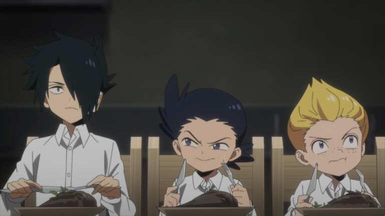 TVアニメ『約束のネバーランド』Season2 「EPISODE4」【感想コラム】