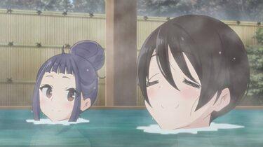 TVアニメ『ゆるキャン△ SEASON2』第5話「カリブーくんと山中湖」【感想コラム】