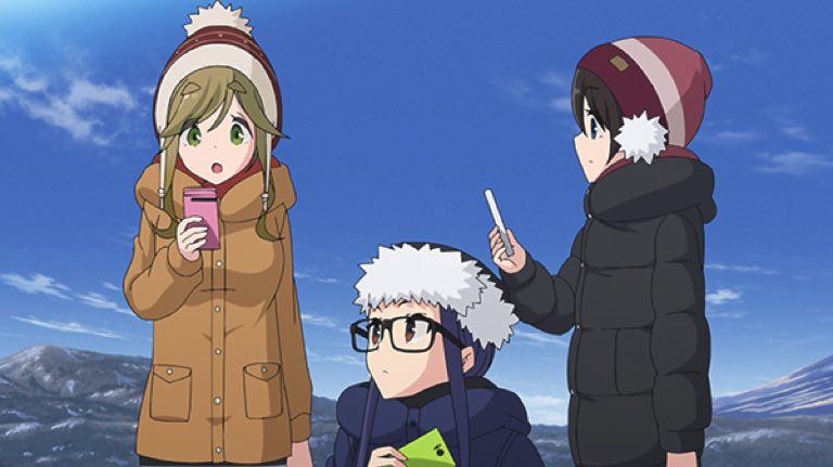 TVアニメ『ゆるキャン△ SEASON2』第6話「大間々岬の冬」【感想コラム】