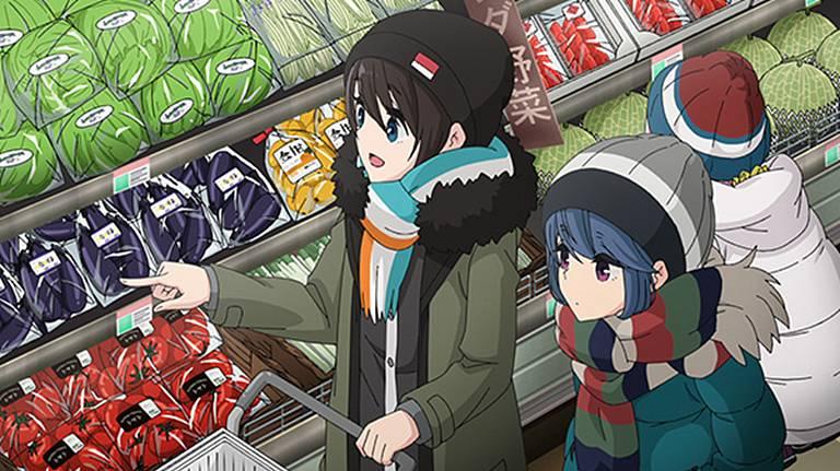 TVアニメ『ゆるキャン△ SEASON2』第10話「伊豆キャン!はじまり」【感想コラム】