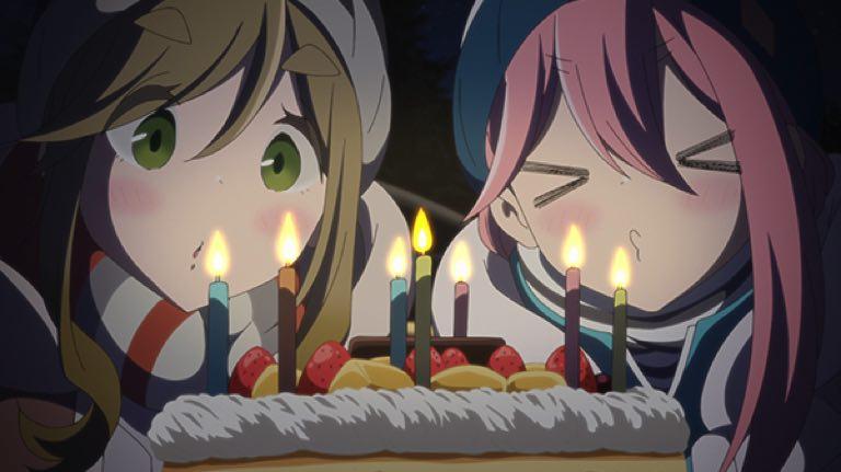 TVアニメ『ゆるキャン△ SEASON2』第12話「伊豆キャン!!! バースデー!」【感想コラム】