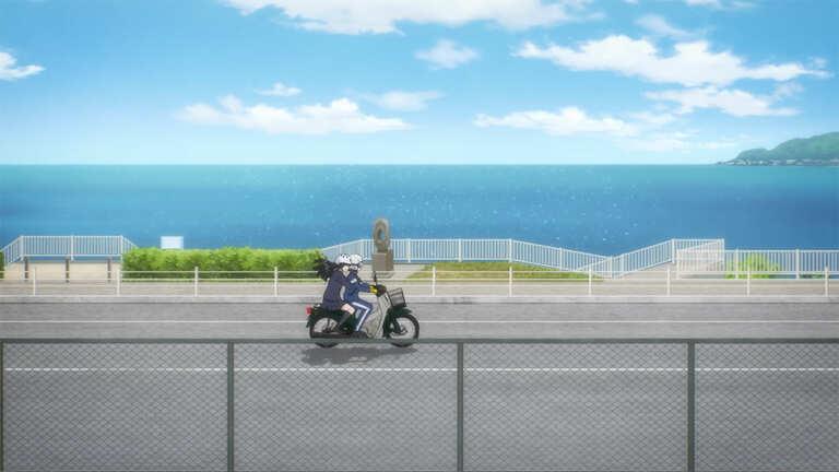 アニメ「スーパーカブ」第6話『私のカブ』【感想コラム】