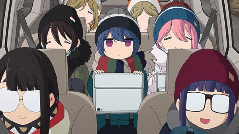 TVアニメ『ゆるキャン△ SEASON2』第13話「ただいま」【感想コラム】