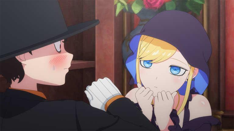 TVアニメ『死神坊ちゃんと黒メイド』第5話「坊ちゃんと烏とアイススケート」【感想コラム】