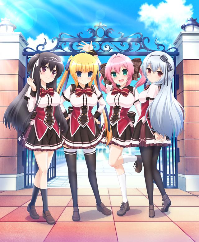 TVアニメ「ワガママハイスペック」2016年4月より放送開始!初回放送日時も決定しました!