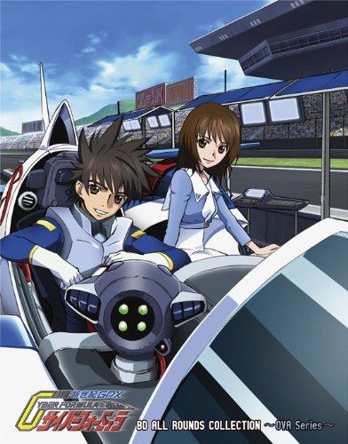 人工知能を搭載した近未来の熱い自動車レース!アニメ「 新世紀GPXサイバーフォーミュラ シリーズ」レビュー
