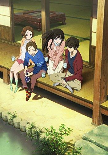 懐かしい風景に懐かしい青春劇、日常ミステリーアニメ『 氷菓 』