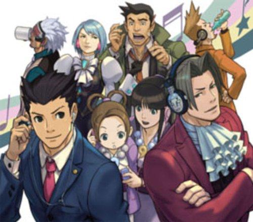 アニメ「 逆転裁判 」の人気の秘密は、個性的なキャラに魅力の源アリ!