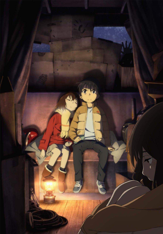 アニメ「 僕だけがいない街 」を「子供」の視点で見る